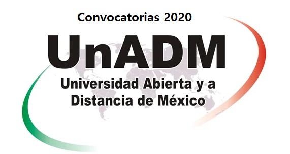 unadm aspirantes 2020