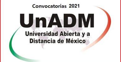 registro unadm 2021