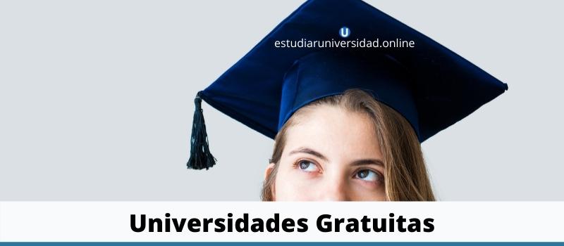 universidad online gratis